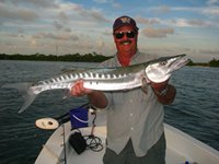 Tired of Ice in Your Guides? Consider Fishing in Belize!
