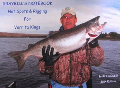 Graybill's Notebook to Fishing at Vernita