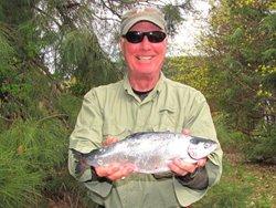 Fishing magician for Bartlett lake fishing report