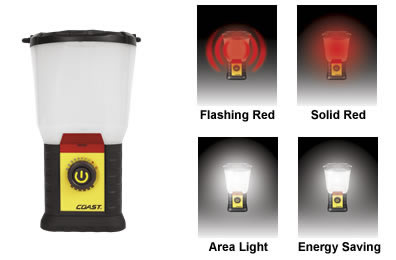 Battery Powered Lantern from Coast