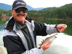 Fish Lake High Lake Special trout