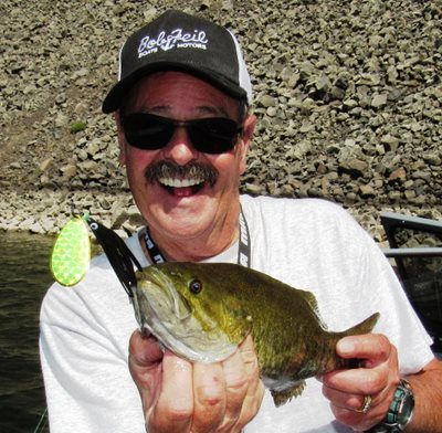 Wicked Lures Spinners Deadly for Smallmouth Bass