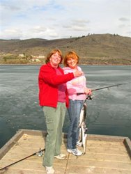 Roses Lake Donna Smith, Michele Clements